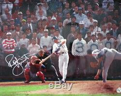 Brewers ROBIN YOUNT Signed 16x20 AUTO Photo #1 AUTO HOF'99 MVP'82 &'89