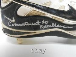 PSA Jerry Rice Game Used Autographed Signed Auto Football Cleat HOF Shoe 49ers
