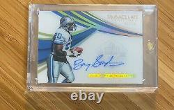 Collection Panini Immaculée 2018 #15/15 Barry Sanders Auto Hall Of Fame